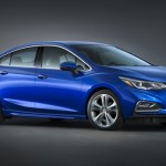 Here's the real new Chevrolet Cruze