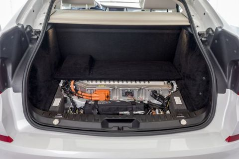BMW 5 series GT Fuel Cell