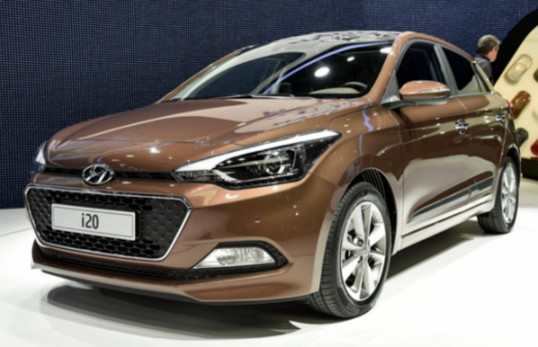 Elite I20 With A Better Interior And Exterior Looks