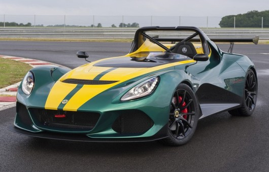 Goodwood 2015 : Lotus 3-Eleven