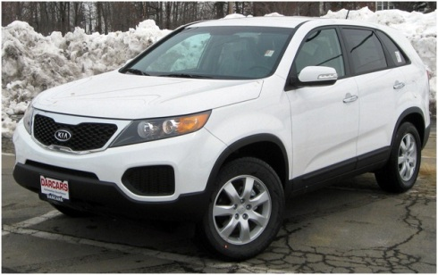 Go From The Office To Soccer Practice With The Kia Sorento