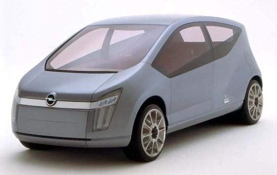 The Bertone concepts: 2001 Opel Filo