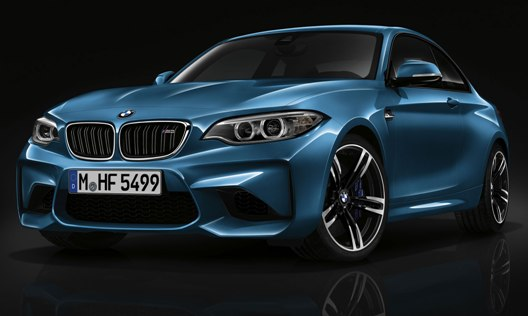 BMW M2: The heiress