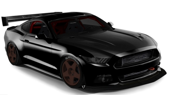 2015 SEMA: The Ford Mustang in force