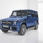 Mercedes launches its Designo Manufaktur division for the G-Class