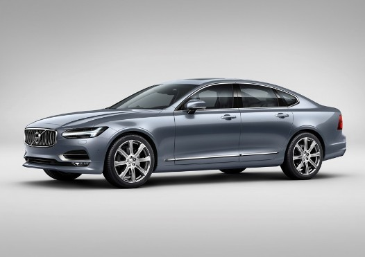 Volvo S90: Information about this highly anticipated luxury sedan