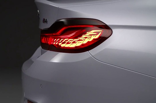 BMW launches advanced OLED lighting technology