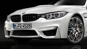 BMW M3 and BMW M4 Competition Package