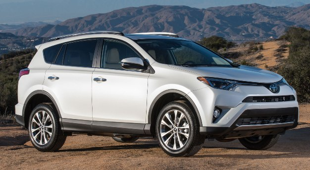 New Toyota RAV4, the most versatile SUV in its segment