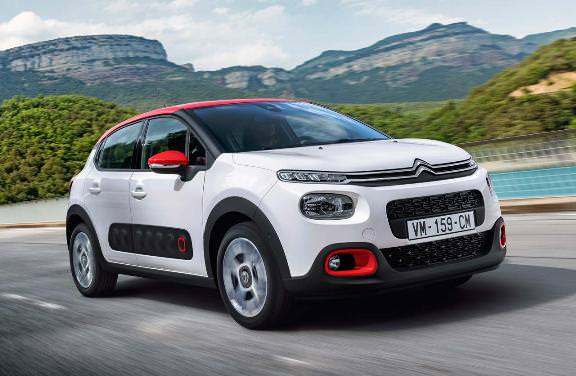 This is the third generation of the Citroen C3