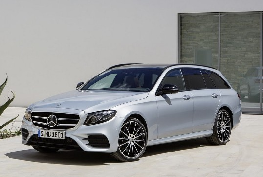 Mercedes-Benz launches new E-Class Estate station wagon