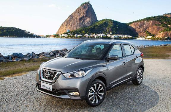 Nissan Kicks: World premiere in Brazil