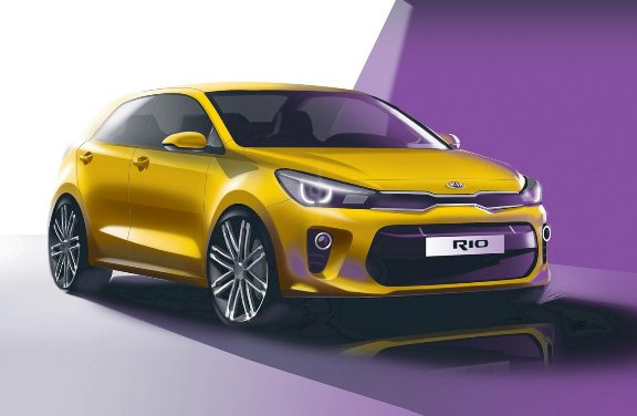 Kia Rio: Comes the fourth generation