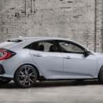 New Honda Civic Hatchback