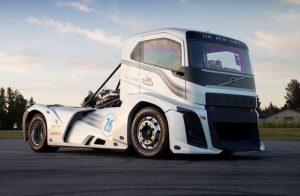 Volvo Iron Knight Trucks