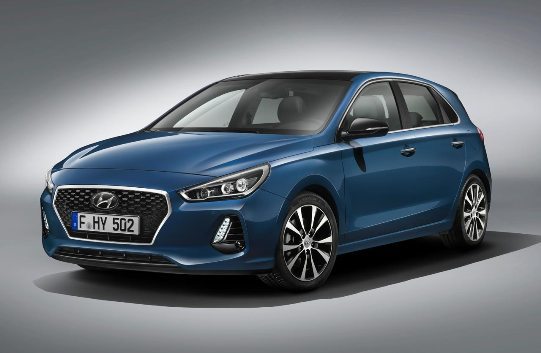 This is the new generation of Hyundai i30