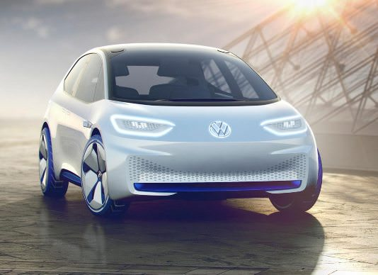 Volkswagen I.D., a popular electric by 2020