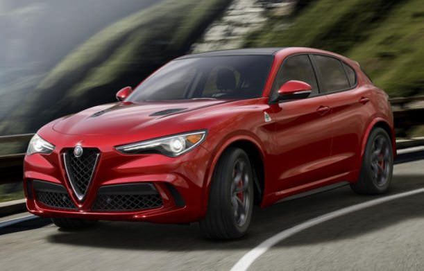 Stelvio: Alfa Romeo has its first SUV
