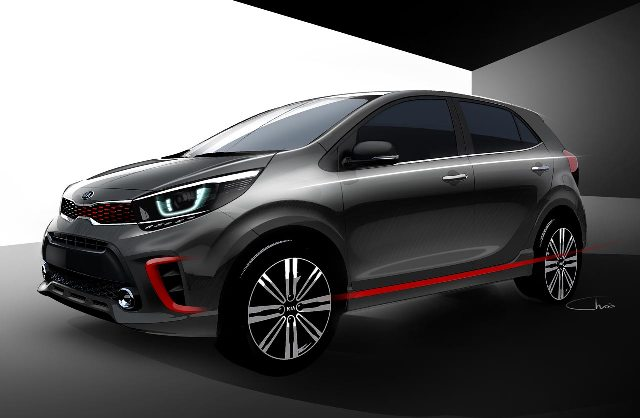 New generation of Kia Picanto, in sight
