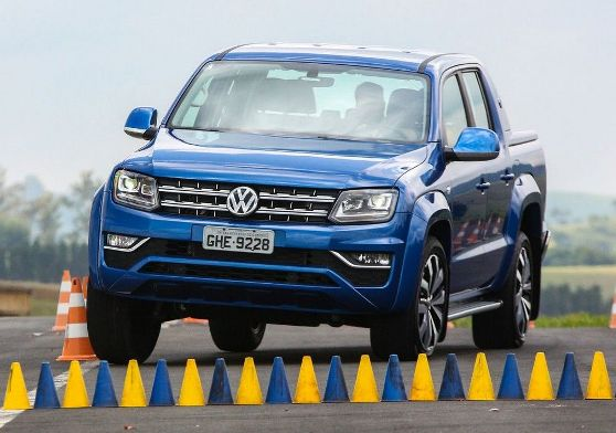 2017 Volkswagen Amarok has new safety features