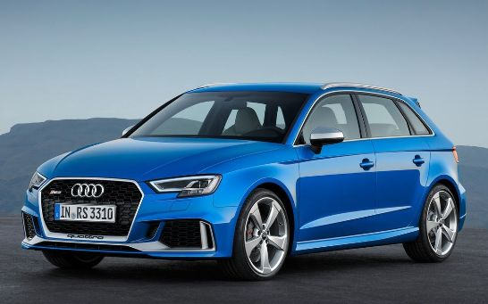 2018 Audi RS3 Sportback will debut 405 horsepower engine