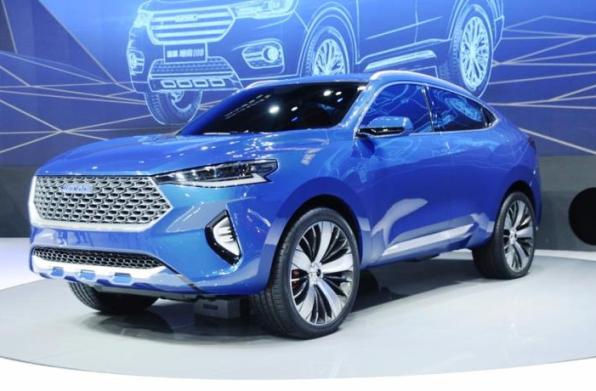 Haval HB-03, a new SUV coupe come from China