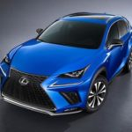 Lexus NX renews for the Shanghai Motor Show