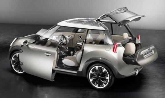 Mini will have its electric model on the street for the year 2019