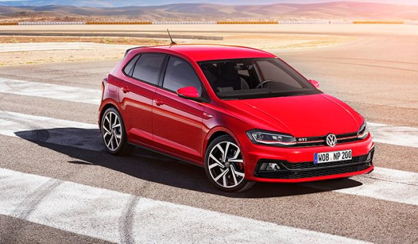 This is the new Volkswagen Polo GTI: 2.0 TSI and 200 hp to the front axle
