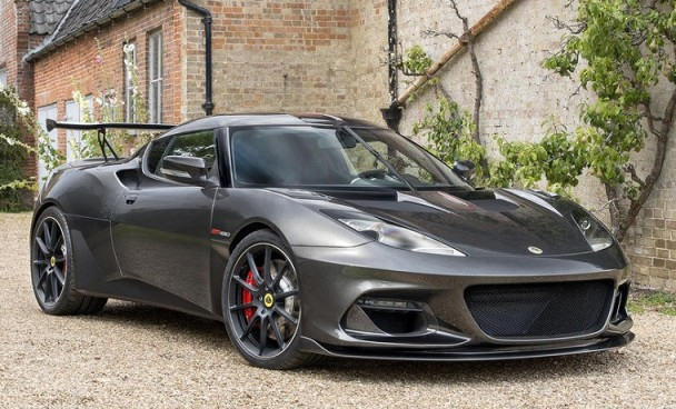 New Lotus Evora GT430: Special edition limited to 60 units