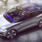volkswagen electric sedan