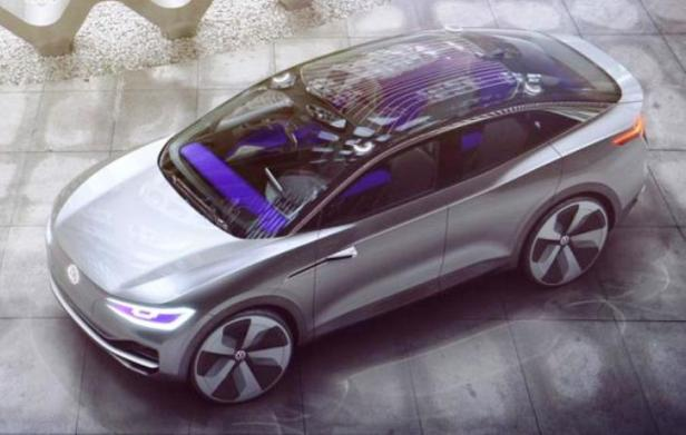 Volkswagen could bring an electric sedan to the Frankfurt Motor Show