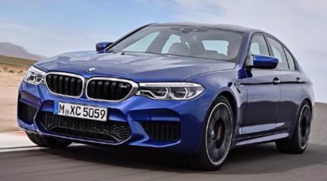 The new 2018 BMW M5 has been leaked!