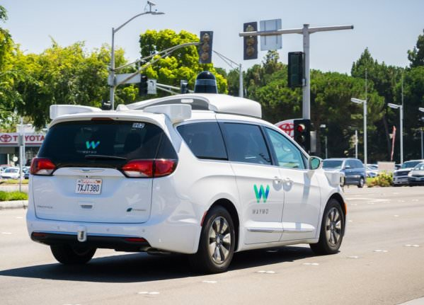 Waymo is done by a system that softens the car in case of outrage