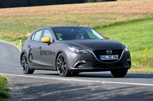 The next Mazda 3 will debut the new technology SkyActiv-X