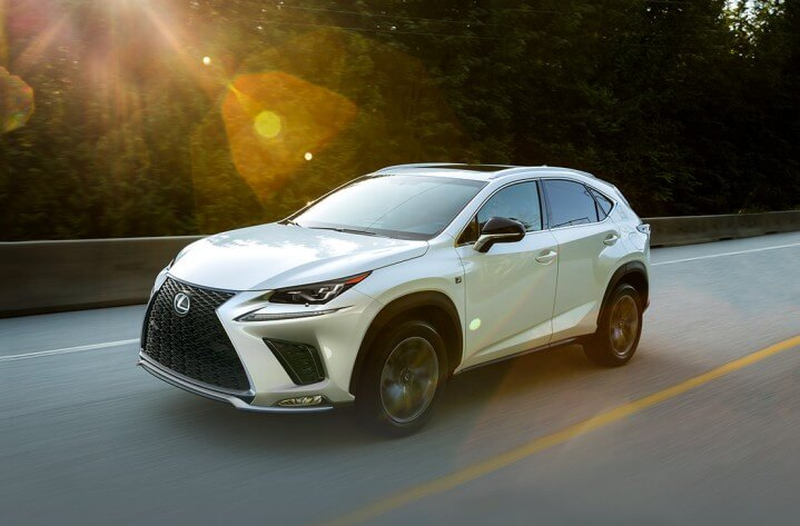 Launch of the Lexus NX 300h