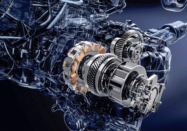 Lexus CT200h engine