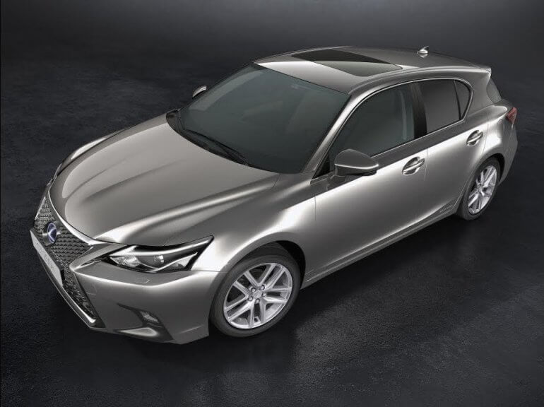 secrets of Lexus CT200h