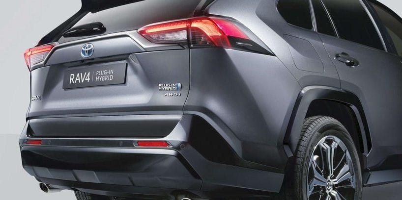 2020 Toyota Rav4 Plug-In Hybrid