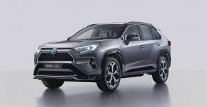 new Toyota Rav4 Plug-In Hybrid