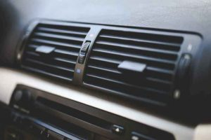 repair car heating system